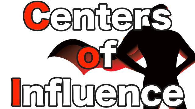 センターズ・オブ・インフルエンス・マーケティング